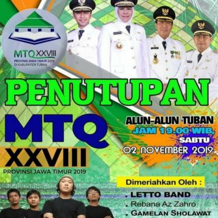 Album : Penutupan MTQ VIII
