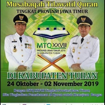 Album : Sukseskan MTQ VIII Provinsi Jawa Timur di Tuban
